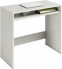 Habitdesign - Mesa de escritorio OakBlanco Alpes