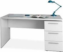Habitdesign - Mesa de escritorio StylusBlanco