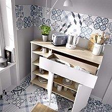 HABITMOBEL Mueble Cocina con un Compartimento