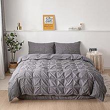 HAIBA Juego de sábanas de doble tamaño – Juego