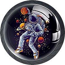Haminaya Tiradores Armario Baloncesto cosmonauta