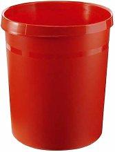 Han Cubo de Basura, Rojo, 312x350