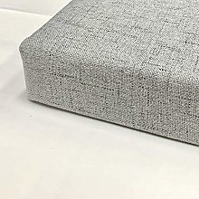 HANHAN - Cojín rectangular antideslizante para