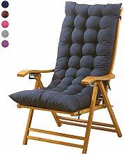 HANHAN - Cojines para silla mecedora, respaldo