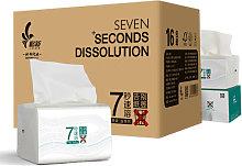 Happyshopping - 16 paquetes de 3 capas de toallas