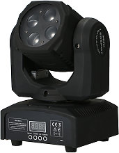 Happyshopping - AC110-240V 80W RGBW 4in1 LED Beam