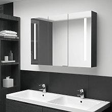 Happyshopping - Armario cuarto de bano con espejo