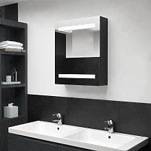 Happyshopping - Armario de bano con espejo LED