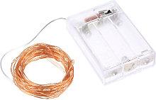 Happyshopping - DC4.5V 1W alambre de cobre 10m