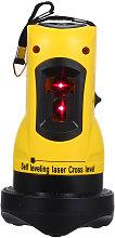 Happyshopping - Nivel laser cruzado de 2 lineas
