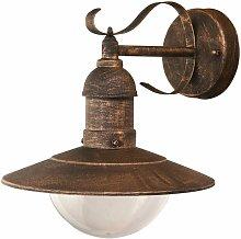 Harms - Lámpara de pared de estilo country de