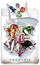 Harry Potter Juego De Funda Nórdica De 140 x 200
