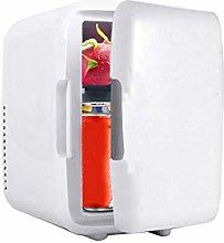 healthwen Congelador de Coche 4L Mini Nevera