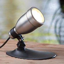 HEISSNER SMART LIGHTS foco LED plata 6W