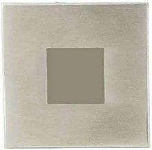 Heitronic Foco LED empotrable, blanco cálido