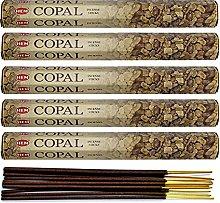 HEM Incienso Copal – Lote de 100 varillas marca