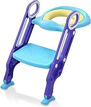 HENGMEI Adaptador WC Niños con Escalera Reductor