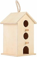 HERCHR Casa para pájaros Colgante, pajarera de