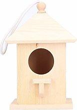 HERCHR Casas para pájaros para Exteriores,