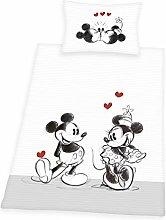 Herding Disney Mickey & Minnie - Juego de Cama