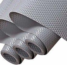 Hersvin 30cmx150cmx3 Rollos Plastico Protector