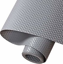 Hersvin 60cmx300cm Plastico Protector para Cocina