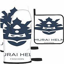 hgfyef Samurai Helmet Icon sobre Fondo Blanco