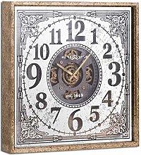 Hill 1975 Reloj de Pared con Mecanismo de