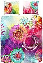 Hip Funda de edredón, Multicolor, Doble