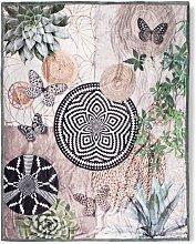 HIP Manta SKYLAR 130x160 cm - Multicolor
