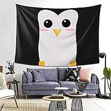 Hirola Face The Penguin - Tapiz de pared para