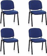 hjh OFFICE 704510 silla de confidente XT 600 lote