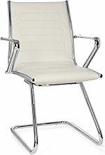 hjh OFFICE 720055 silla de confidente PARIBA V III