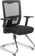 hjh OFFICE 731340 silla de confidente CARLTON PRO