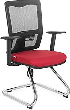 hjh OFFICE 731370 silla de confidente CARLTON PRO