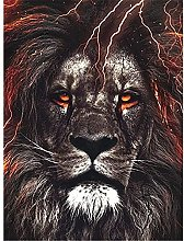 HJHJHJ Puzzle for Adults 1000 Piece (Lion) Jigsaw
