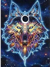 HJHJHJ Puzzle for Adults 1000 Piece (Wolf) Jigsaw
