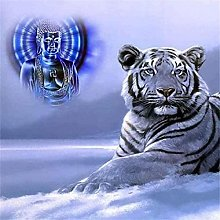 HJHJHJ Puzzle for Adults 500 Piece (Tiger) 500