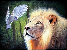 HJHJHJ Puzzle for Adults (Lion) 300 Piece Jigsaw