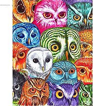 HJHJHJ Puzzle for Adults (Owl) Jigsaw Puzzle 2000