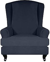 HJYSQX Funda para silla de ala elástica de 2
