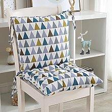 HLL Cojín de silla con correa Cojín de oficina