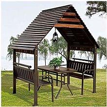 HLZY Gazebo de Muebles de jardín Gazebos al Aire