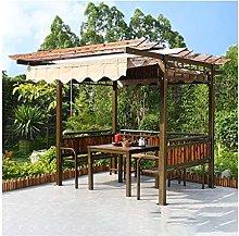 HLZY Gazebo de Muebles de jardín Gazebos for
