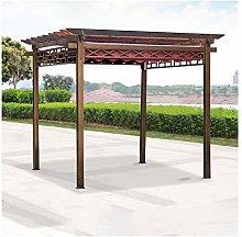 HLZY Gazebo de Muebles de jardín Jardín Gazebo