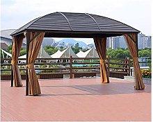 HLZY Gazebo de Muebles de jardín Jardín Gazebo,