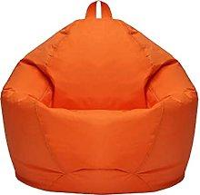 HNZNCY Lazy BeanBag - Funda para sofá (420D,