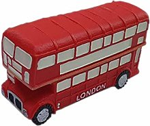 homas benacci Imán para nevera 3D de autobús de