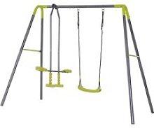 HomCom® Set de Columpio Infantil al Aire Libre