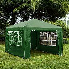 Home Discount Garden Vida Gazebo con Paneles